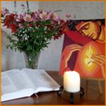 Accueillir ce mystère d'Amour d'un Dieu  qui nous aime le premier